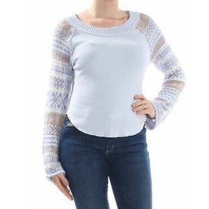 Free People Fairground Thermal Sweater